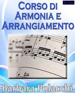 corso di armonia e arrangiamento Book Cover