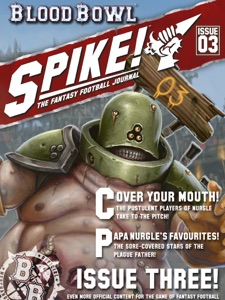 Spike! The Fantasy Football Journal: Issue 3 da Games Workshop