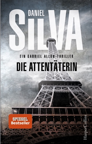 Daniel Silva - Die Attentäterin