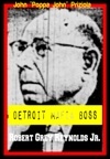 John Poppa John Priziola Detroit Mafia Boss