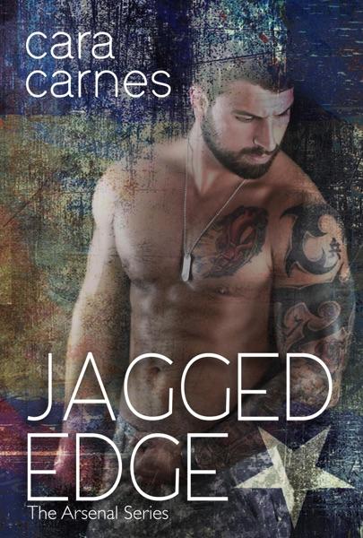 Jagged Edge - Cara Carnes book cover