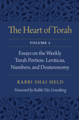 The Heart of Torah, Volume 2