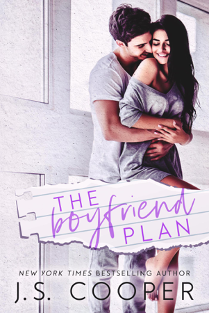 The Boyfriend Plan - J. S. Cooper