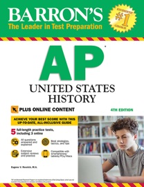 BARRONS AP UNITED STATES HISTORY WITH ONLINE TESTS