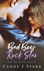 Candy J Starr - Bad Boy Rock Star  arte