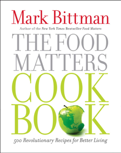 The Food Matters Cookbook Book Cover