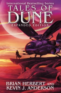 Tales of Dune Book Cover