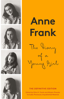 The Diary of a Young Girl - Anne Frank book