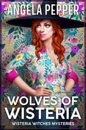Wolves of Wisteria book cover