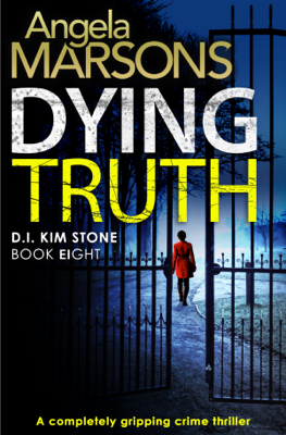 Angela Marsons - Dying Truth book