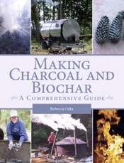 Making Charcoal and Biochar