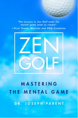 Zen Golf - Joseph Parent book