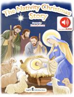 Estela Raileanu - The Nativity Christmas Story (includes Illustrations and Audio) artwork