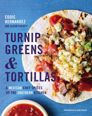 Turnip Greens & Tortillas