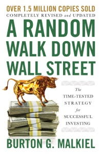 A Random Walk Down Wall Street: The Time-Tested Strategy for Successful Investing (Twelfth Edition) Book Cover