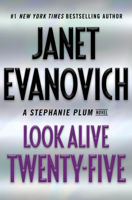 Janet Evanovich - Look Alive Twenty-Five book