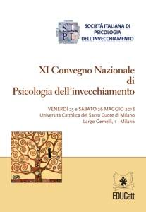 XI Convegno Nazionale di Psicologia dell'invecchiamento Book Cover