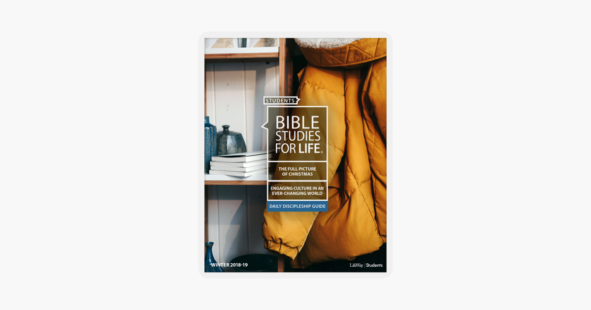 ‎Bible Studies For Life: Student Daily Discipleship Guide CSB