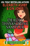 Deadly Thanksgiving Sampler A Danger Cove Quilting Mystery