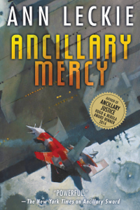 Ancillary Mercy Book Cover