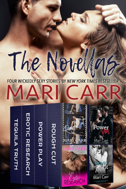 The Novellas By Mari Carr On Apple Books