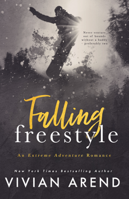 Falling Freestyle - Vivian Arend book
