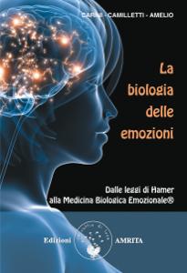 La biologia delle emozioni Copertina del libro