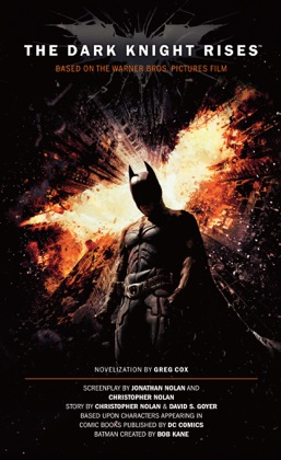 The Dark Knight Rises: The Official Novelization image