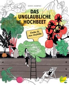Das unglaubliche Hochbeet Buch-Cover