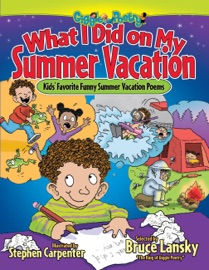 WHAT I DID ON MY SUMMER VACATION