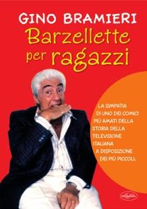 Le più belle barzellette per bambini di Bramieri Book Cover