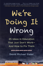 We're Doing It Wrong book