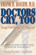 Doctors Cry, Too