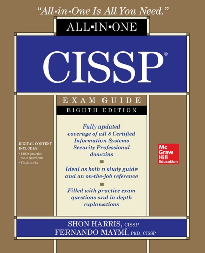 CISSP All-in-One Exam Guide, Eighth Edition E-Book Download