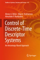 Control of Discrete-Time Descriptor Systems