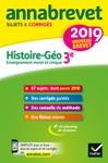 Annales Du Brevet Annabrevet 2019 Histoire Gographie EMC 3e