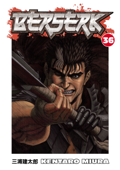 Berserk Volume 36 Book Cover
