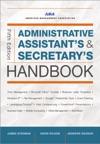 Administrative Assistants And Secretarys Handbook