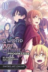 Sword Art Online Progressive Vol 7 Manga
