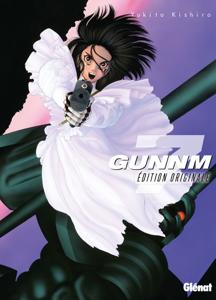 Gunnm - Édition originale - Tome 07 La couverture du livre martien