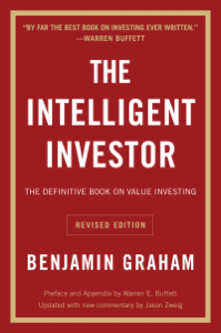 The Intelligent Investor, Rev. Ed Book Cover