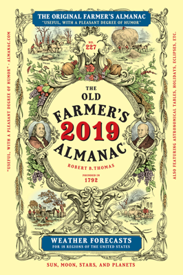 The Old Farmer's Almanac 2019 - Old Farmer's Almanac book