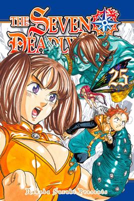 The Seven Deadly Sins Volume 25 - Nakaba Suzuki book