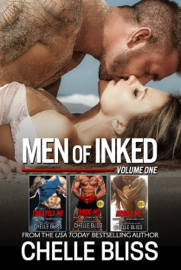 Men of Inked Books 1-3 book