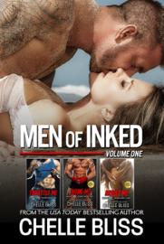 Men of Inked Books 1-3 - Chelle Bliss book summary