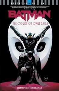 Batman: The Court of Owls Saga (DC Essential Edition) Book Cover