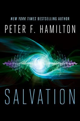 Salvation - Peter F. Hamilton book