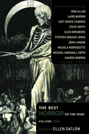 The Best Horror of the Year Volume 2 PDF Download