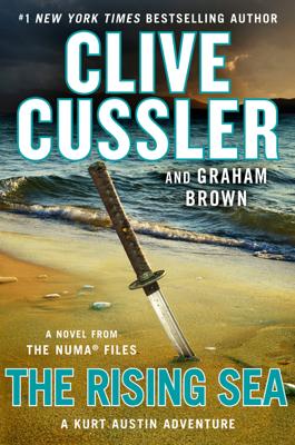The Rising Sea - Clive Cussler & Graham Brown book