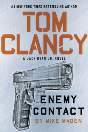 Tom Clancy Enemy Contact book